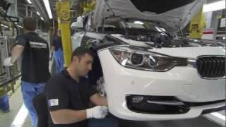 BMW 3 serisi üretimi
