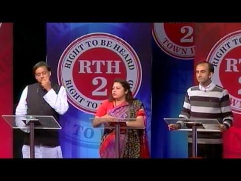 Right To Be Heard: Sashi Tharoor, Meenakshi Lekhi, Rahul Mehra Debate