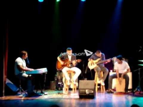 Quarteto Hora Nona - Família (Aline Barros) & Solitary Shell (Dream Theather)