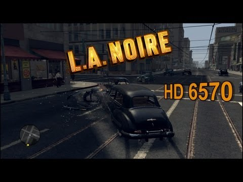 L.a. Noire - Gameplay Hd 6570