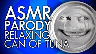 Relaxing Can of Tuna/Contest (ASMR Parody)