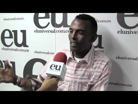 Humoristas en Cartagena protestas porque «no los dejan trabajar»