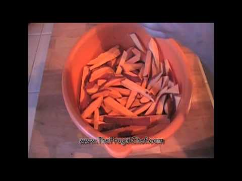 How to Make Cajun Style Sweet Potato Fries