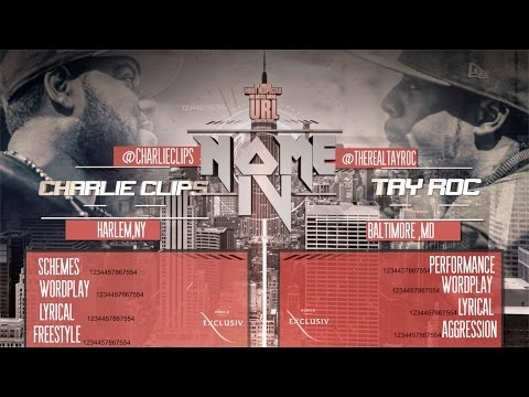 Who Won? CHARLIE CLIPS VS TAY ROC  SMACK/ URL