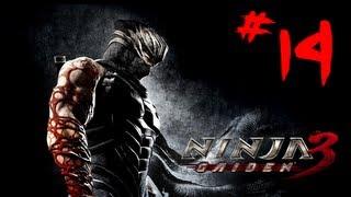 Let's Play Ninja Gaiden 3  Part 14: God Chimera Boss Fight