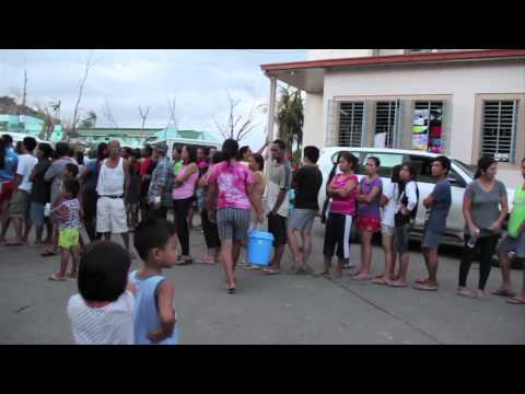 Tacloban, Philippine Water as Main Problem
