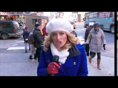 'Polar Vortex' hits US delivering a deep freeze
