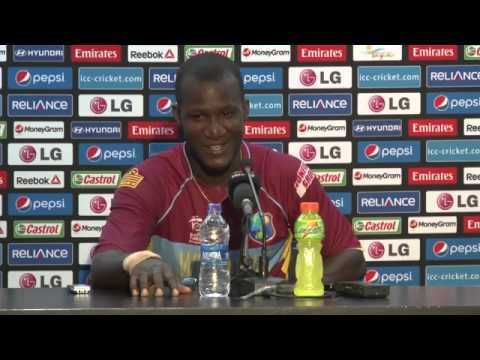 M23  West Indies' Darren Sammy PC