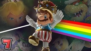 The Dark Side of the Moon - SUPER MARIO ODYSSEY - Part 7 - Alpharad