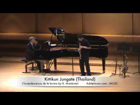 3rd JMLISC Kittikun Jungate Thailand L'Incandescence de la bruine by B  Mantovani
