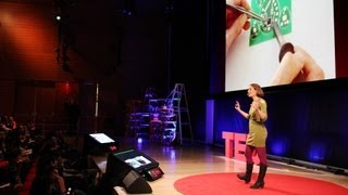 "Ted Talks: Leah Buechley: How to ""Sketch"" with Electronics"
