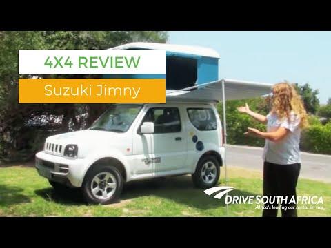 Hire Suzuki Jimny South Africa