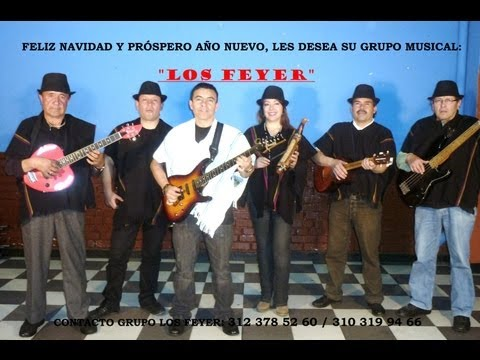 LOS FEYER, EN VIVO!!! MSICA CARRANGUERA. Info: 312 378 52 60 / 310 319 94 66