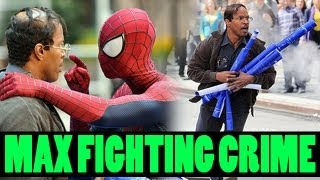 The Amazing Spider-Man 2| MAX DILLON CRIMEFIGHTING
