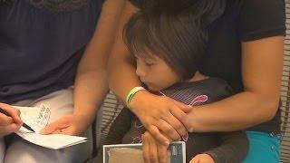 Surge In Child Immigrants Crossing U.S.-Mexico Border
