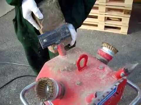 Come pulire mattoni vecchi