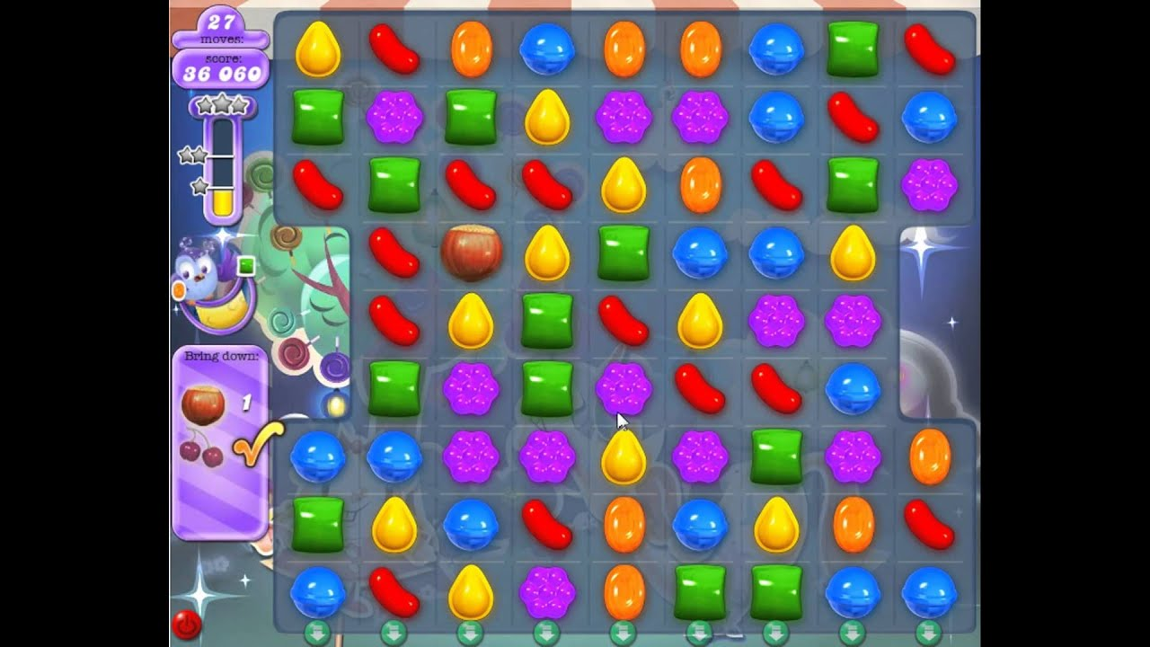 how many levels are on candy crush