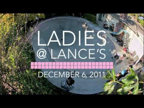 Ladies at Lance's 12/6/11