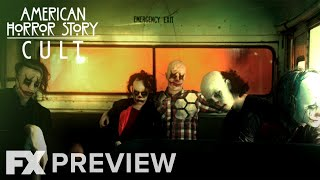 American Horror Story: Cult   Season 7: Maniacal Mystery Bus Preview   FX