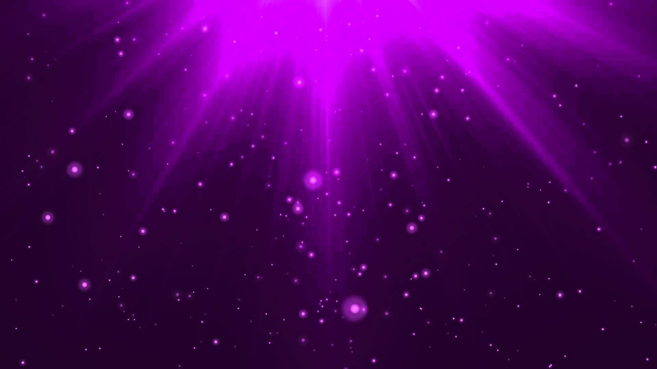Purple Glaorious Heaven Background Video Loop HD - YouTube