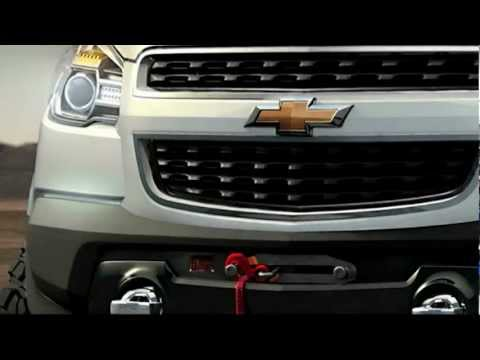 Chevrolet Colorado Rally Concept, All New Chevrolet Colorado Rally Concept revealed at 2011 Dubai International Motor Show in November 2011