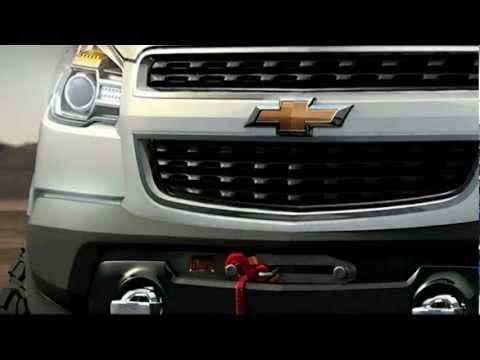 Chevrolet Colorado Rally Concept, All New Chevrolet Colorado Rally Concept revealed at 2011 Dubai International Motor Show in November 2011