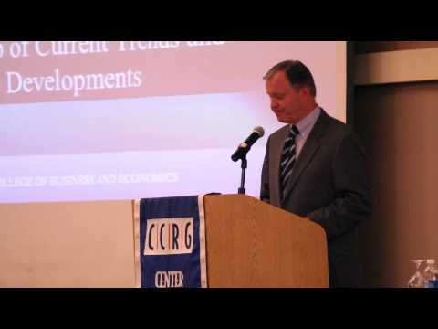 Christopher Cox - Keynote Speaker 12th Annual SEC FInancial Reporting Conference