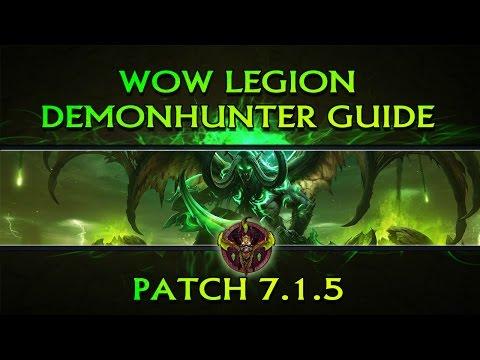 Wow Legion Dh Dps Build