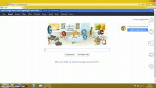 How To Make Google Your Homepage With Windows 8
