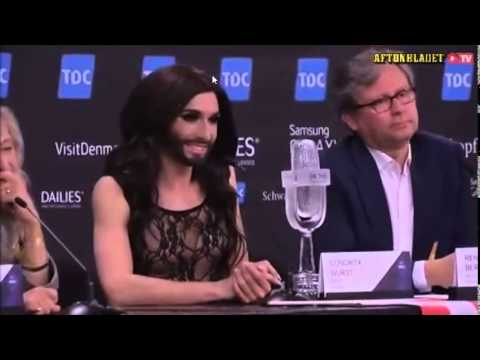 Conchita Wurst to Vladimir Putin: We are unstoppable | Нас не остановить