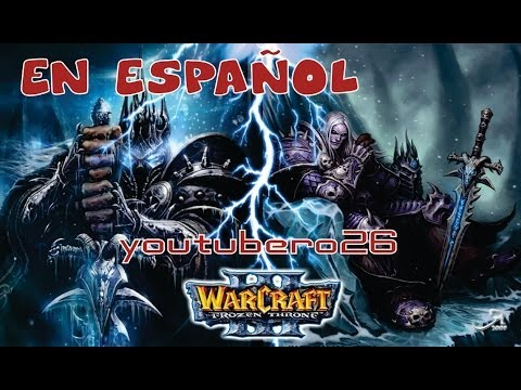 Como Descargar Warcraft III Reign Of Chaos + The Frozen Throne en español | john walker