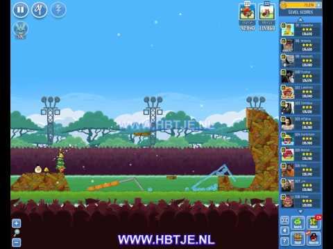Angry Birds Friends Tournament Week 98 Level 2 high score 122k (tournament 2)