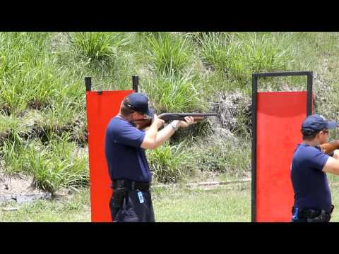 EFSC Law Enforcement Academy training