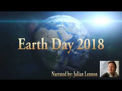 Earth Day 2018 Julian Lennon
