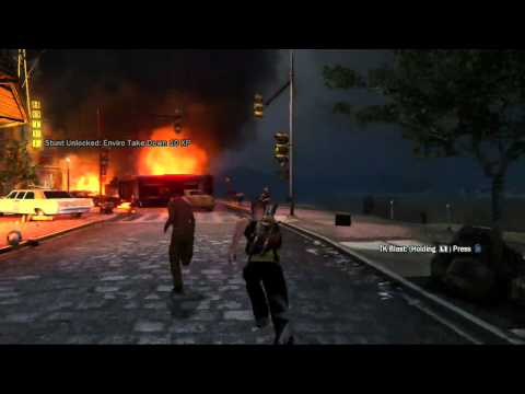 InFamous - Gameplay [HD]
