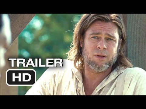 12 Years A Slave TRAILER 1 (2013) - Chiwetel Ejiofor, Brad Pitt Movie HD