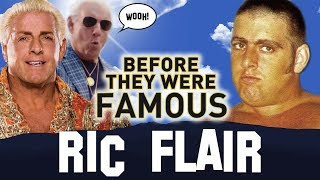 RIC FLAIR Before They Were Famous | Wrestler Biography