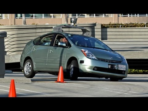 Are Self-Driving Cars A Sign Of The Apocalypse -- ROAD TESTAMENT