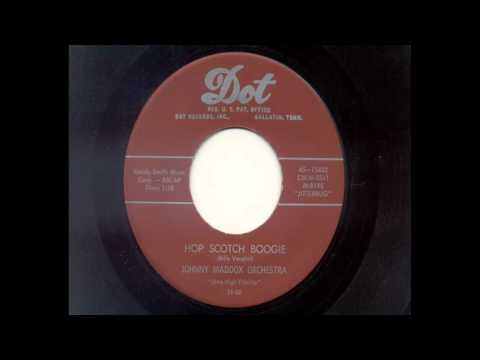 Johnny Maddox Orchestra - Hop Scotch Boogie