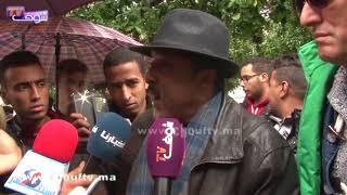خبر اليوم: تفاصيل الوقفة الإحتجاجية اللي داروها المخرجين والفنانين قدام البرلمان باش يطالبو بحقوقهم |