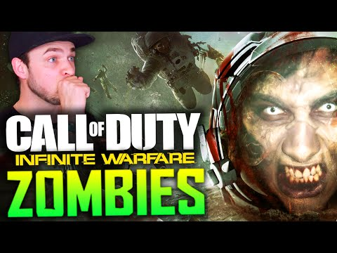 Call of Duty: INFINITE WARFARE - *NEW* ZOMBIES!!!
