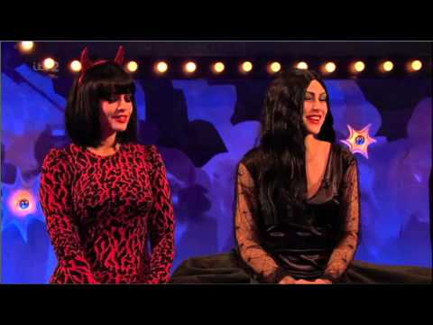 Celebrity Juice Halloween Special 2013 - Thursday 31st October - Part 1 HD 31/10/2-13 S10 E4