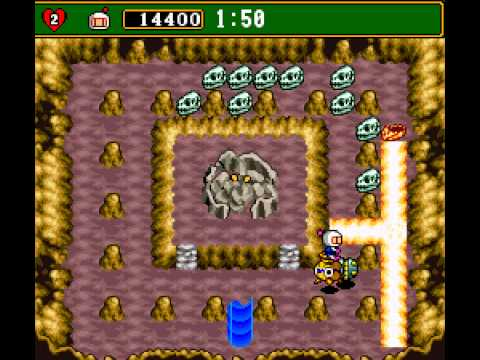Super Bomberman 4 (english translation) - Vizzed.com Play - User video