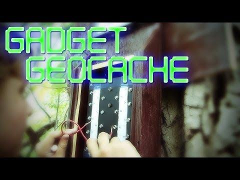 GADGET GEOCACHE!