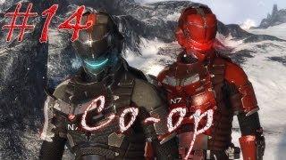 [Coop] Dead Space 3. Серия 14 - Бедная Элли.