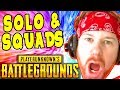 PUBG BEST SOLO AND SQUADS PLAYERUNKNOWN S BATTLEGROUNDS LIVE STREAM