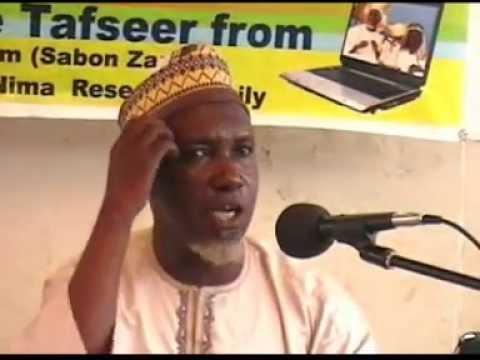 Sheihk Bashir Nyandu. Tafseer 2012 @ Zango Accra VOL 5