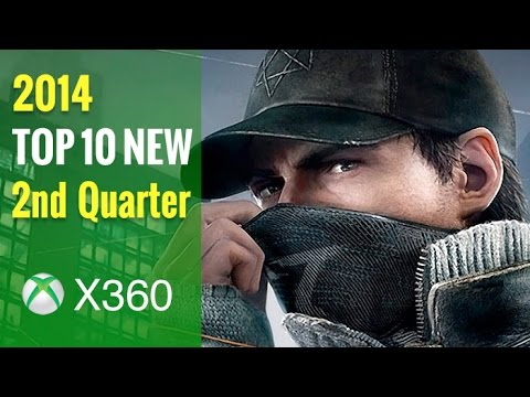Top 10 Xbox 360 Games of 2014 2nd Quarter