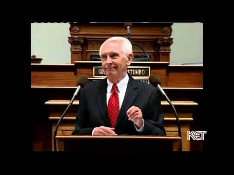 Gov. Steve Beshear State of the Budget Address | Kentucky Legislature | KET