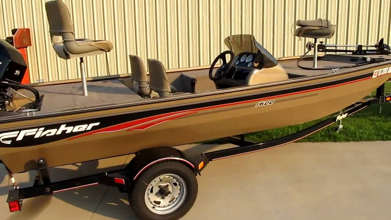 Images of Bass Tracker Boat For Sale